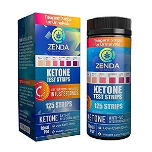 buy  Zenda Naturals Ketone Test Strips – Keto ... Diabetes Care