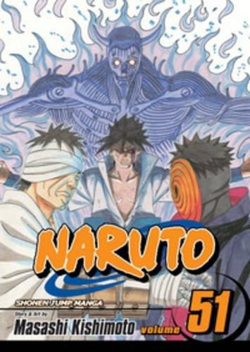 Naruto Volume 51