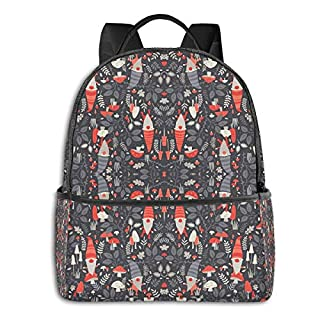 Pattern Outdoor Backpack Capacity Antitheft