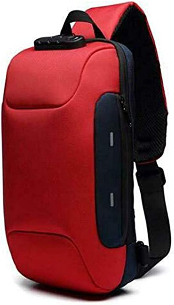 Anti-theft Backpack With 3-Digit Lock 2019