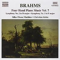 Four Hand Piano Music 7 by Silke-Thora Matthies (2002-06-18)