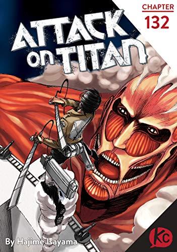 Attack on Titan #132 (English Edition)