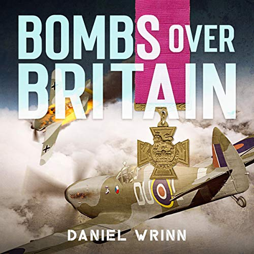 Bombs over Britain cover art