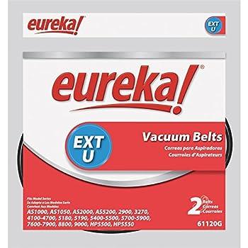 Eureka U Extended Life Belt  Set of 2