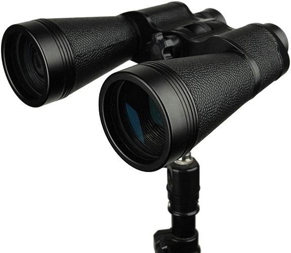 Jumelles, Tout en métal 15X60 HD télescope de Vision Nocturne à Grand Angle et à Faible éclairage