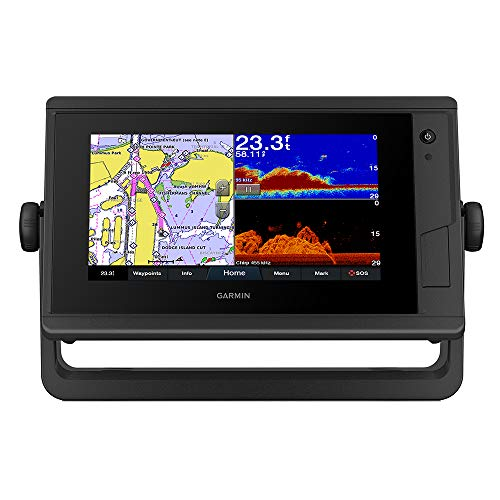 "Garmin GPSMAP 742xs Plus, 7"" Chartplotter/Sonar Touchscreen Combo"