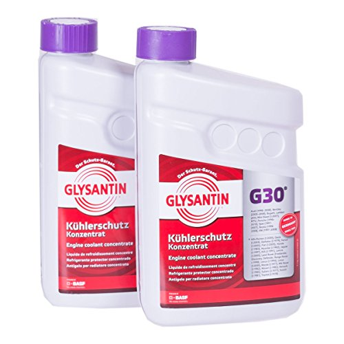 BASF GLYSANTIN Frostschutz Kühlerfrostschutz Konzentrat G30 PINK 3,0 L