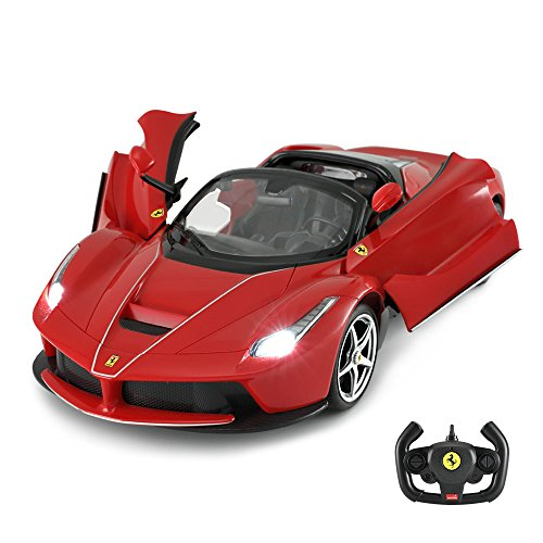 Remote Control Ferrari Toy Car | Rastar 1:14 Ferrari LaFerrari Aperta RC Drift Car