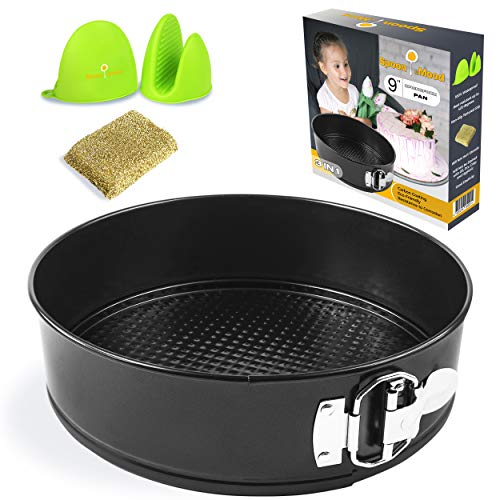 9 Inch Non-Stick Springform Pan