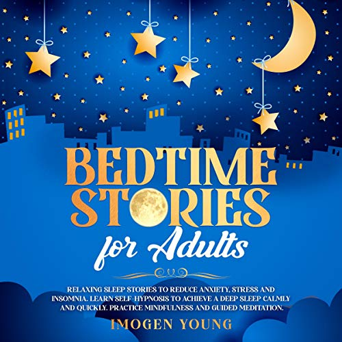 Bedtime Stories for Adults Titelbild