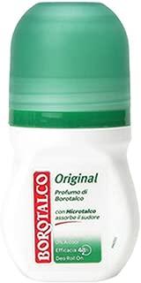 Borotalco Deo Roll On Original Deodorant Fresh No Alcool 50ml