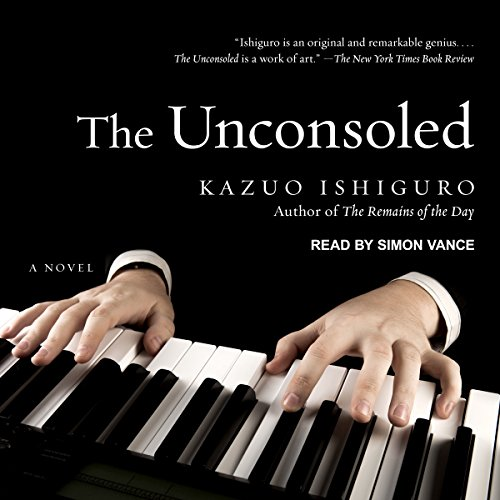 The Unconsoled audiobook cover art