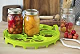 Farm to Table Dual Canning Rack, Nylon, Quart or Pint Sizes