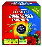 Celaflor Combi-Rosenspritzmittel, Rundumschutz für Rosen mit fungizidem und insektizidem Wirkstoff...