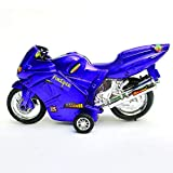 FunSiper Motor Bike Toys for Kids Boys & Girls / Motorcycle Toy for Kids (Pack of1)