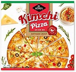 The Butcher's Dining Korean Kimchi Pizza, 450g - Frozen