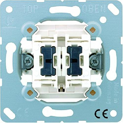 Jung 505KOU5 Serien-Wipp-Kontrollschalter, 250 V