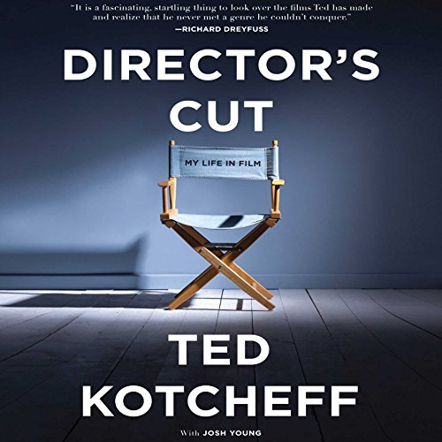 Director's Cut audiobook cover art