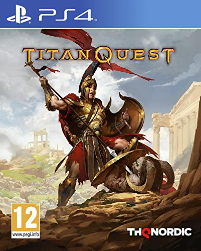Titan Quest PS4 [