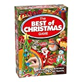 Drumond Park The Best of Christmas Family Board Game - Cracking Christmas Trivia