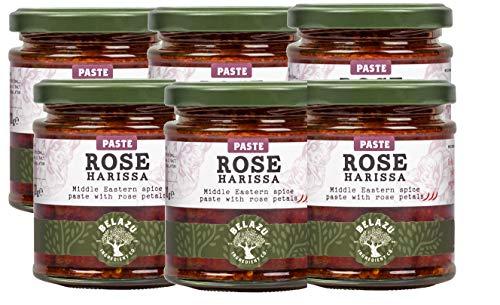 Belazu Rosa 170g Harissa (Paquete de 6)