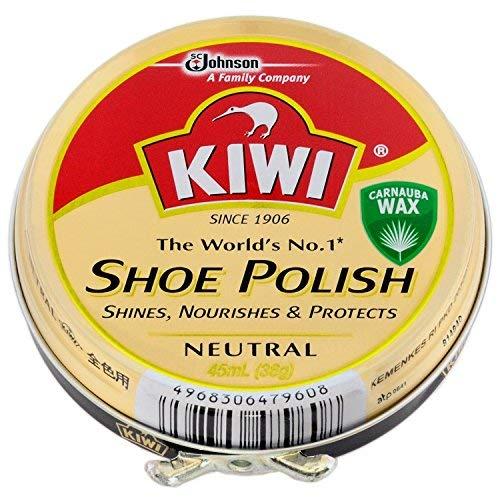 KIWI油性靴クリーム 全色 45ML × 3個セット