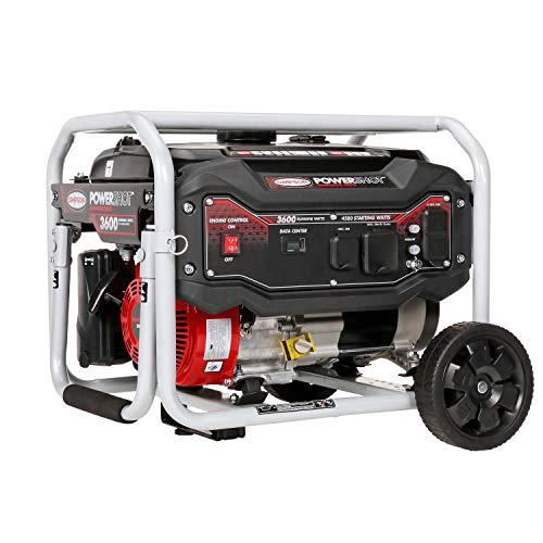 SIMPSON Cleaning SPG3645  Portable Gas Generator 3600 Running Watts 4500 Starting watts gas generator inverter