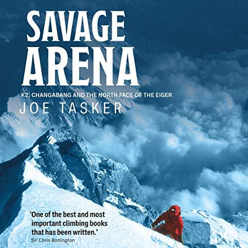 Savage Arena Audiobook By Joe Tasker cover art