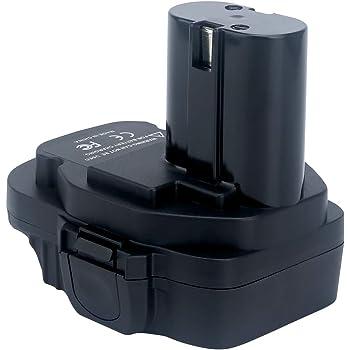MT20RNL Battery Adapter For Makita BL 1840 Convert To Ryobi 18V USB Charge Port