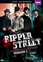Ripper Street - Season 3 [NON-USA Format / Import / Region 2 / PAL] by Matthew Macfadyen