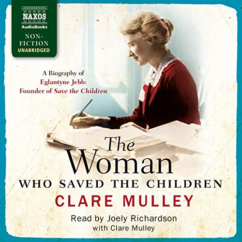 The Woman Who Saved the Children Titelbild