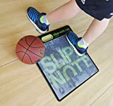 Slipp-Nott Small Courtside Shoe Grip Basketball Sticky Traction Board with 30 Sticky Sheets Allows Court Grip Fast Brake for Basketball Volleyball. Sticky Stop Power Turn