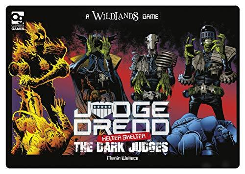 Osprey Judge Dredd: Helter Skelter: The Dark Judges (Wildlands)