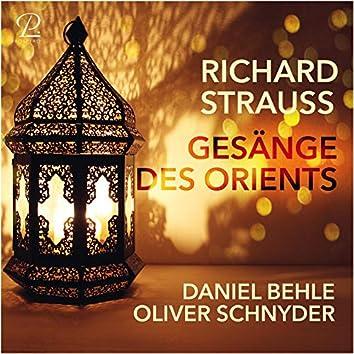 Richard Strauss: Gesänge des Orients