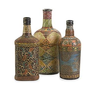 Imax 73105-3 Circus Bottles, Set of 3
