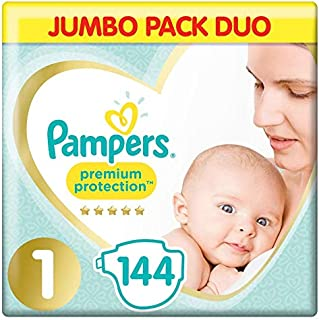 Pampers Premium Protection Softest Comfort Nappies Jumbo