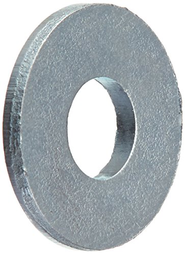 The Hillman Group 280050 Number-6 Flat Washer, 100-Pack