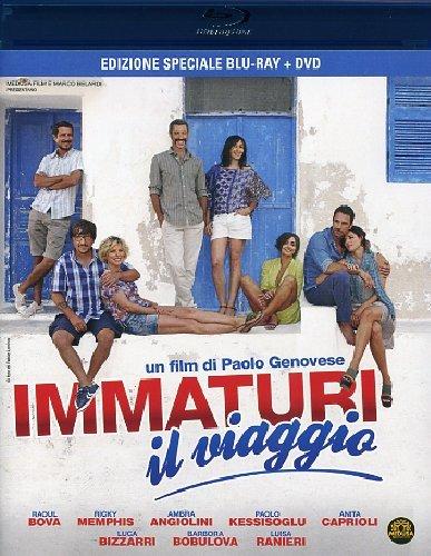 Immaturi - Il viaggio(edizione speciale) (+DVD) [Blu-ray] [IT Import]