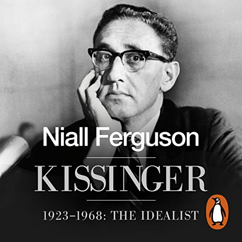 Kissinger audiobook cover art