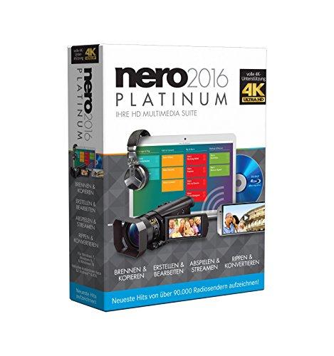 Preisvergleich Produktbild Nero 2016 Platinum
