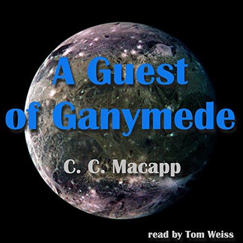 A Guest of Ganymede cover art