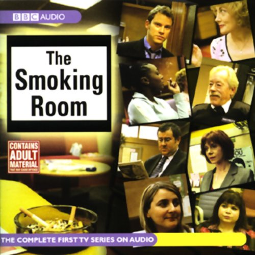 The Smoking Room audiobook cover art