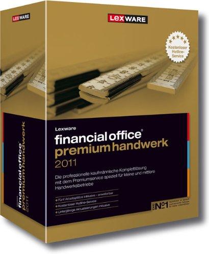 Lexware Financial Office Premium Handwerk 2011 Update (Version 11.00)