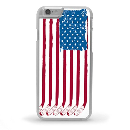 Hockey iPhone 7/8 Case | American Flag Sticks