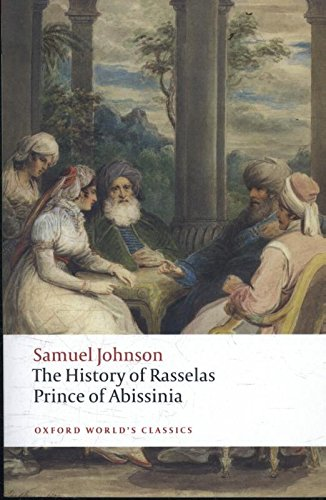 The History of Rasselas, Prince of Abissinia (Oxford World's Classics)