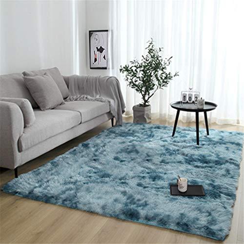 Alfombras De Habitacion Grande Azul alfombras de habitacion  Marca Deike Mild