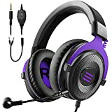 Best Pc Gaming Headsets - EKSA E900 Wired Stereo Gaming Headset-Over Ear Headphones Review