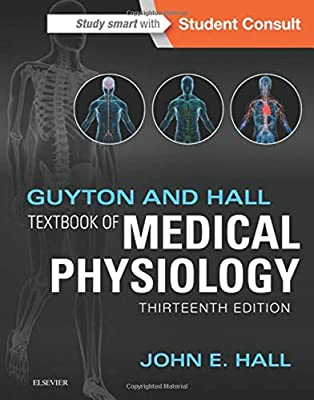 Guyton and Hall Textbook of Medical Physiology, 13e (Guyton Physiology) from Saunders
