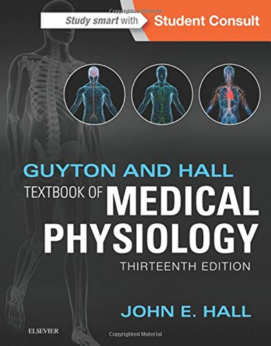 Price comparison product image Guyton and Hall Textbook of Medical Physiology (Guyton Physiology)