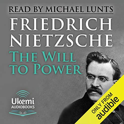 Couverture de The Will to Power